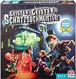 Geister Geister Schatzsuchmeister - Kinderspiel des Jahres 2014 - Mattel