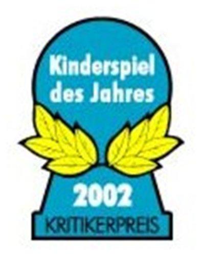 Kinderspiel des Jahres 2002 - Maskenball der Käfer - Jury Spiel des Jahres