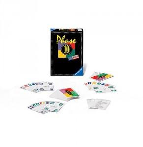 Phase 10 Kartenspiel von Ravensburger