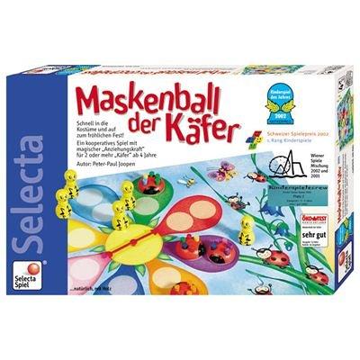 Kinderspiel des Jahres 2002 - Maskenball der Käfer