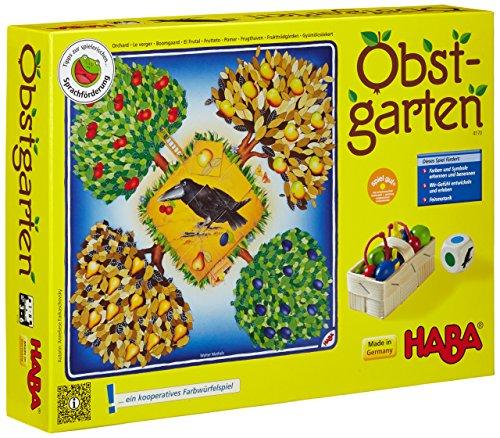 Obstgarten - Kinderspiel ab 3 von Haba
