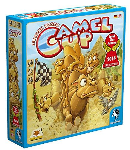 Camel Cup - Das Spiel des Jahres 2014