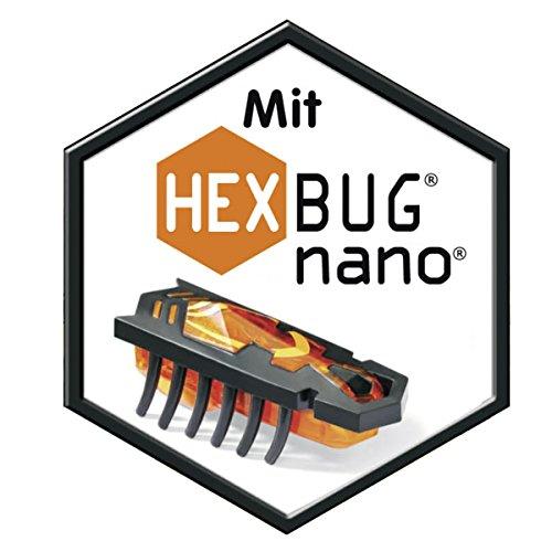 Kakerlakak Familienspiel von Ravensburger mit HexBug Nano