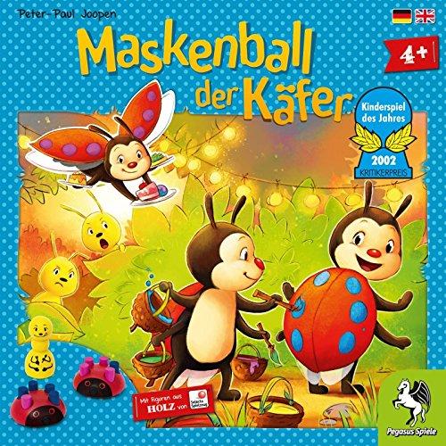 Maskenball der Käfer Neuauflage Pegasus Spiele
