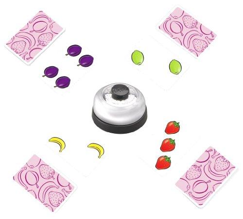 Kartenspiel Halli Galli mit Glocke - Reaktionsspiel