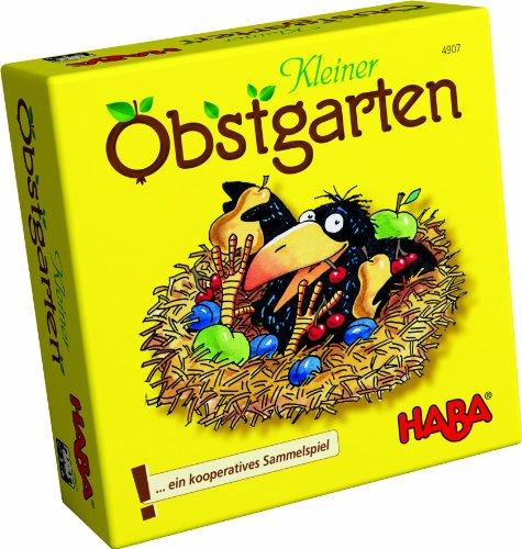 Kinderspiel Kleiner Obstgarten von Haba