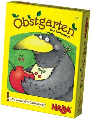 Obstgarten Das Kartenspiel für Kinder