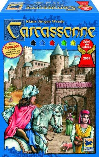 Carcassonne - Das Spiel des Jahres 2001 von Hans im Glück Verlag