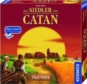Spiel des Jahres 1995: Die Siedler von Catan - bald auch als Kinofilm?