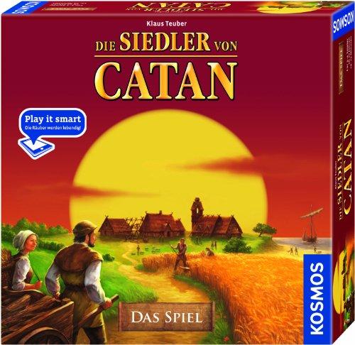 Spiel des Jahres 1995 Die Siedler von Catan