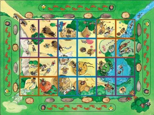 Häuptling Puzzlenase - KInderspiel von HABA - Puzzle