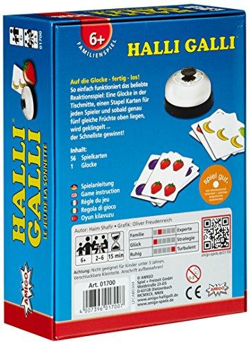 Halli Galli - Das Kartenspiel mit der Glocke
