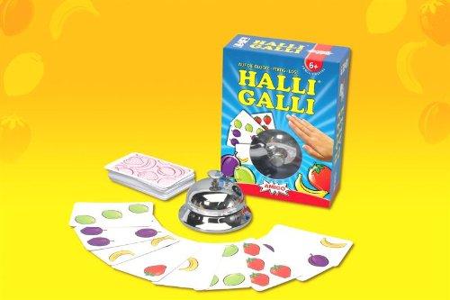 Spielregeln Halli Galli