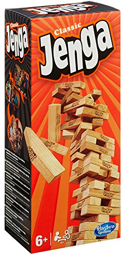 Jenga - Geschicklichkeitsspiel von Hasbro Gaming
