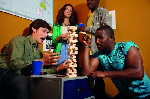 Jenga - das Geschicklichkeitsspiel von Hasbro