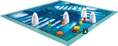 Spielbrett vom Kinderspiel des Jahres 2004 Geistertreppe