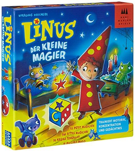 Schmidt Spiele - Linus der kleine Magier
