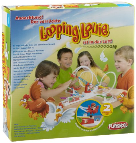Looping Louie - Aktionsspiel