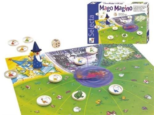 Kinderspiel Mago Magino
