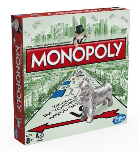 Brettspielklassiker Monopoly