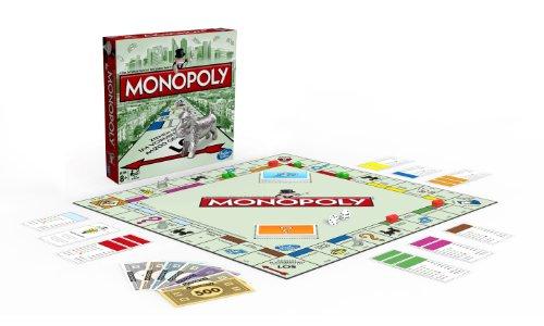 Monopoly - Brettspiel von Hasbro