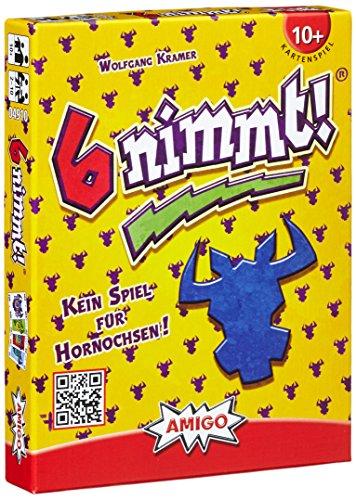 6 nimmt Kartenspiel von Amigo Spiele