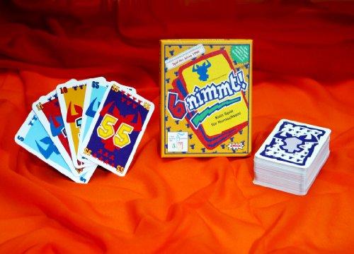 6 nimmt! Karten