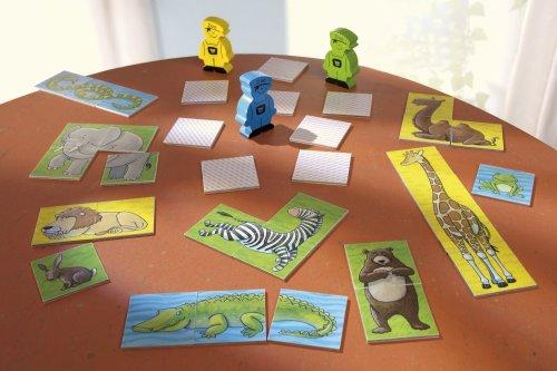 Kinderspiel Viele Tiere von HABA