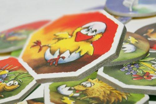 Kinderspiel Zicke Zacke Hühnerkacke von Zoch