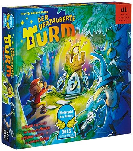 Der verzauberte Turm - Kinderspiel des Jahres - Drei Magier Spiele