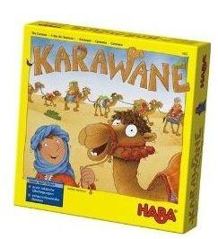 Familienspiel Karawane von HABA