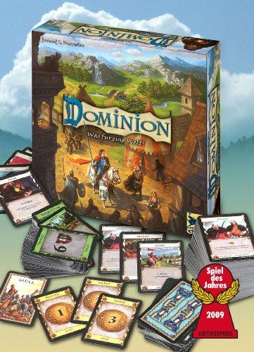 Dominion Spiel des Jahres 2009
