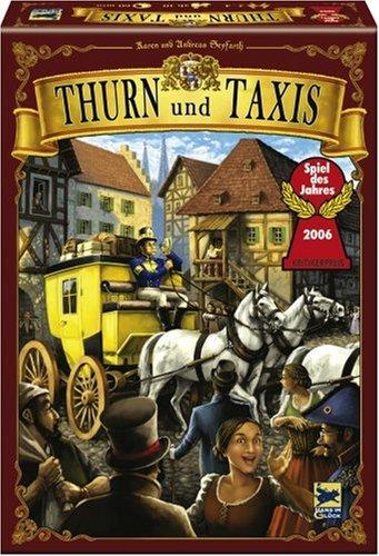 Thurn und Taxis - Spiel des Jahres 2006