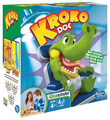 kroko doc kinderspiel mit dem Krokodil