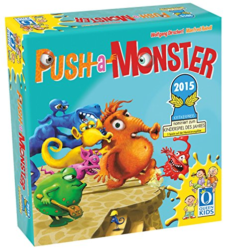 push a monster kinderspiel