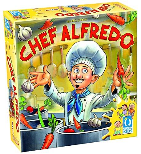 Kinderspiel Chef Alfredo