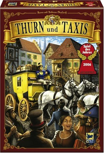 Thurn und Taxis, Spiel des Jahres 2006 -