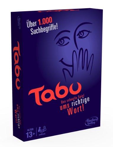 Partyspiel Tabu Hasbro