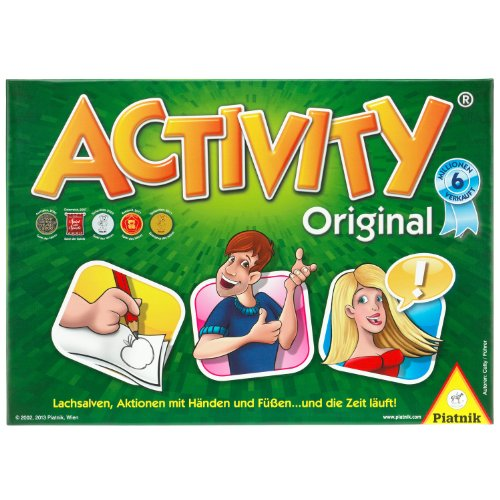 Brettspiel Activity Partyspiel von Piatnik