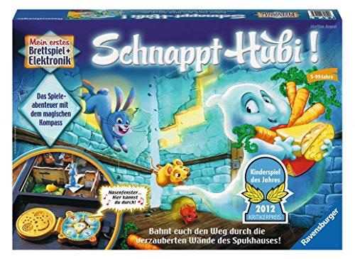Kinderspiel Schnappt Hubi - Spiel + Elektronik