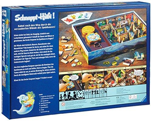 Familienspiel Schnappt Hubi - Spiel + Elektronik