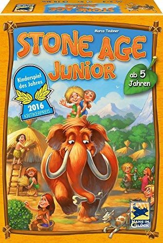 Kinderspiel des Jahres 2016 Stone Age Junior